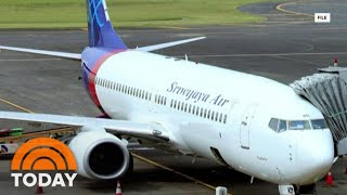 Indonesian Plane Carrying 62 People Reported Missing After Takeoff Today