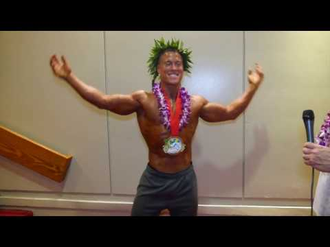 NPC Pacific Island Championships | Takeo Wadriski Classic Physique Overall