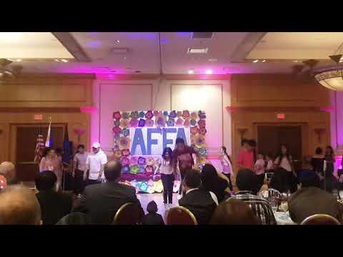 AFFA youth & kids 2017 Modern dance