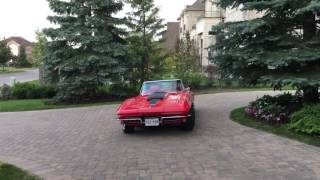 1964 Chevrolet Corvette RestoMod Pro Touring Roadster FOR SALE at www.modenamotors.ca
