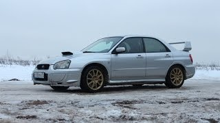 Subaru Impreza WRX STI (2003-2005).Тест-драйв. Посмотрим, Выпуск №6: Субару WRX STI