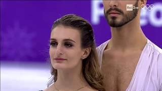 Gabriella PAPADAKIS & Guillaume CIZERON FRA Free Dance Olympic Games 2018