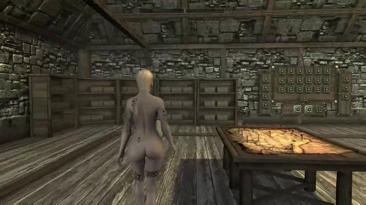 Assured, what Skyrim nude patch