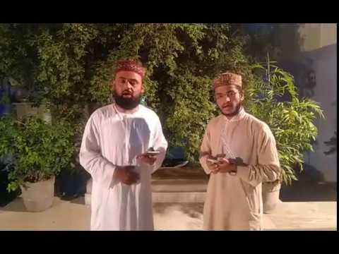 Muzda e Jaan e Tamanna Aagaya Yani Taiba Se Bulawa Aagaya By Sibtain Qadri & Abdul Hannan Qadri Buda