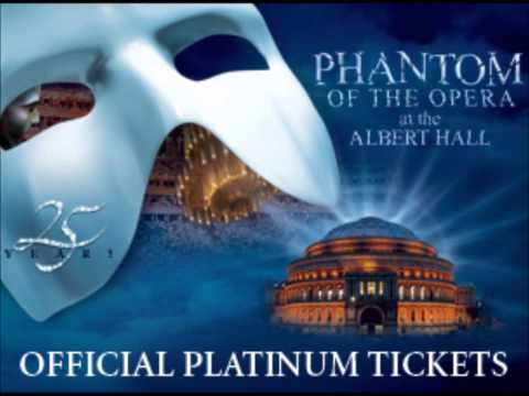13 All I ask of you Phantom of the Opera 25 Anniversary