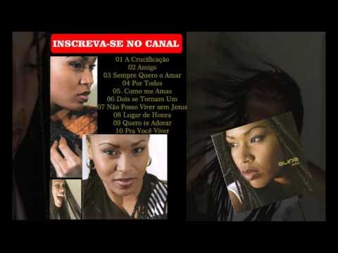 Aline Santana - Não Posso Viver sem Jesus - CD Completo