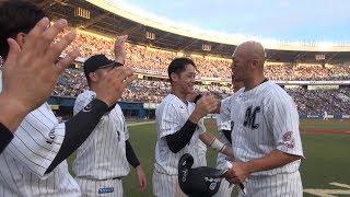 祝・2000本安打!福浦選手の記念すべき1日にカメラが密着【広報カメラ】