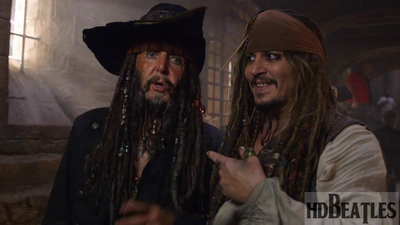 How Sir Paul Mccartney Act In Film Pirates Of The Caribbean Dead