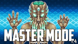 Terraria 1.4 MOON LORD & CELESTIAL STARBOARD! (Master Mode)
