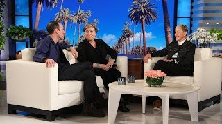 Ellen Welcomes 'The World's Most Extraordinary Homes' Hosts
