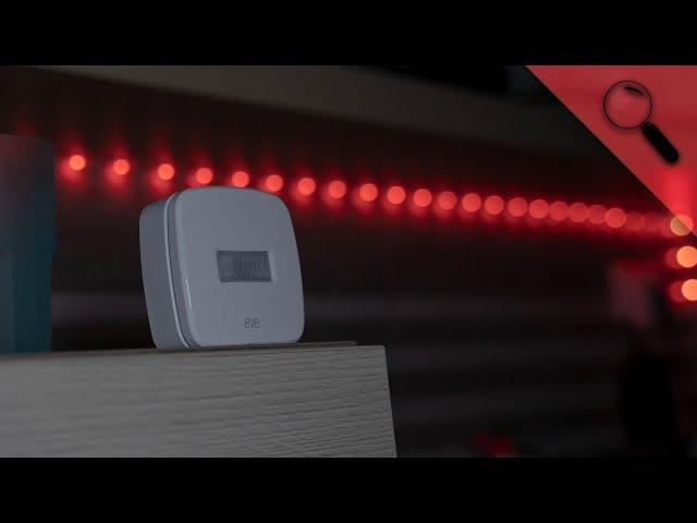 Ünnepi hangulat EVE módra | Apple HomeKit