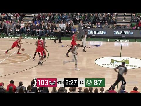 Cristiano Felicio Posts 19 points & 12 rebounds vs. Wisconsin Herd