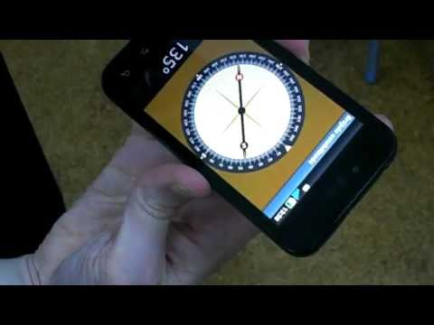 Steady Compass For Android