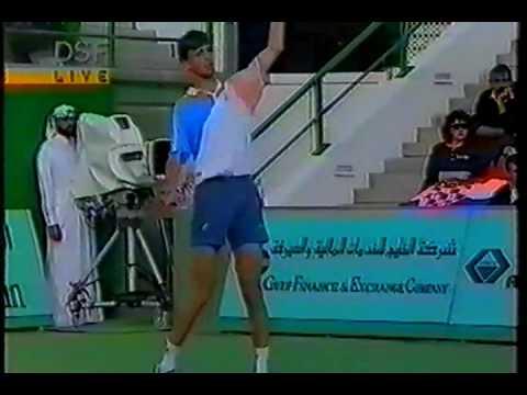 1993   Doha   Finale   Becker b Ivanisevic