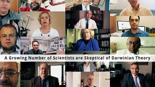 Did you know that a growing number of scientists doubt the Darwinian theory of evolution?