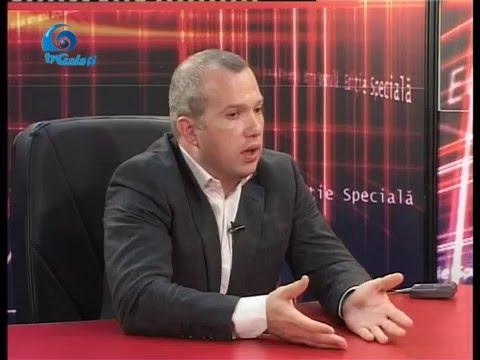Ionut Pucheanu despre lucrurile care nu merg bine in Galati