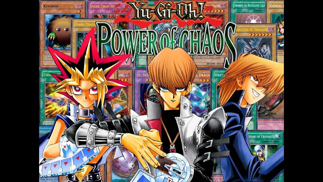 Descargar Deck De Yugioh Power Of Chaos Kaiba Revenge Download