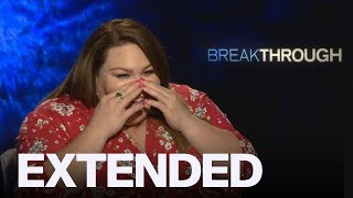 Chrissy Metz Talks 'This Is Us' S3 Finale, 'Breakthrough' | EXTENDED