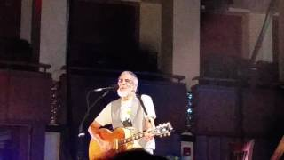 Yusuf Cat Stevens 9/22/16 Here Comes My Baby
