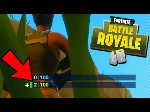 TWO. HEALTH. - Fortnite with The Crew!