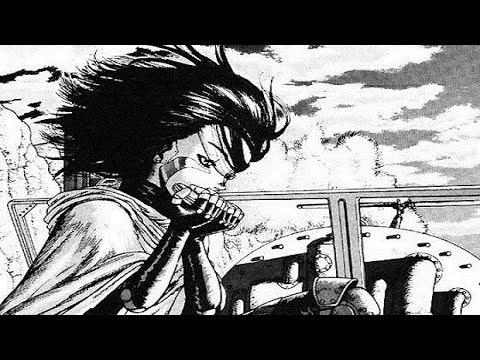 Alita Battle Angel >> Manga Overview #5: Battle Angel Alita - YouTube