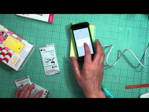 Product Review: Lg Pocket Photo Printer