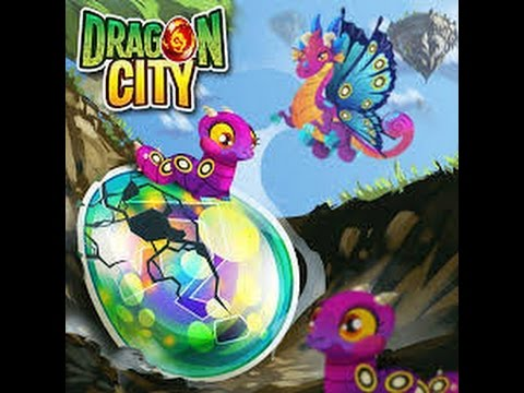 21st Butterfly Dragon In Dragon City  How To Breed