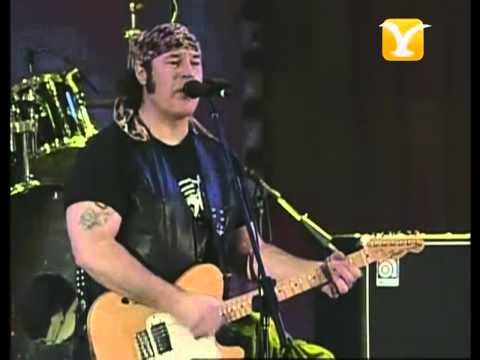 Creedence Clearwater Revisited, Bad Moon Rising, Festival de Viña 1999