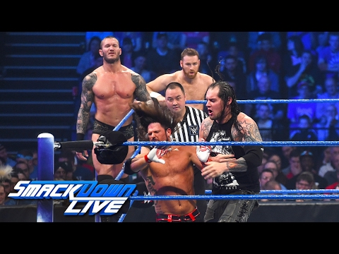 Orton, Styles & Zayn vs. Owens, Mahal &...