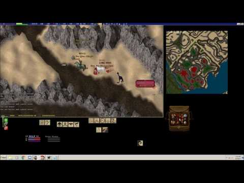 Ultima Online Gameplay 2017 – UOPestilent