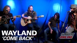 WAYLAND - COME BACK acoustic performance