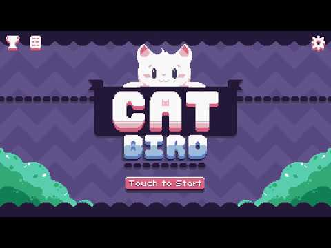 Cat Bird - iOS/Android Release Trailer