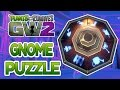 Plants Vs Zombies Garden Warfare 2: Solving The Gold Gnome Lever Puzzle