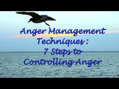 Anger Management Techniques Steps To Controlling Anger