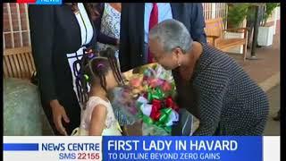 First lady Margaret Kenyatta to deliver keynote address at Harvard University