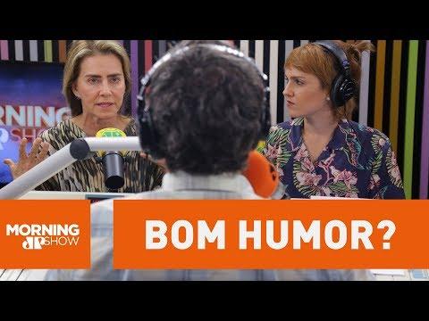 """Maitê Proença questiona: """"Como ter bom humor na situação em que nos colocaram no Brasil?"""""""