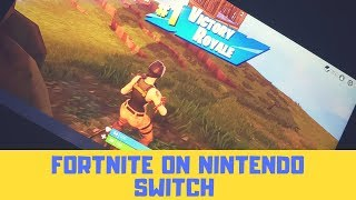 FORTNITE LIVE STREAM} - {NINTENDO SWITCH}  ** GIVE AWAY AT 1K SUBS