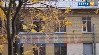 Погоня на Петроградке: вандалы убегают из заброшенного детсада