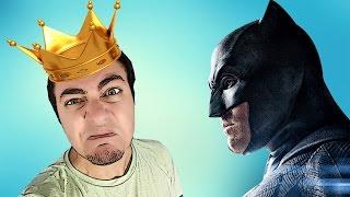 Yine 1. Oldum! Yeni Hero Batman!