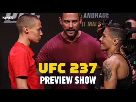 UFC 237 Preview Show (w/MIchelle Waterson) - MMA Fighting