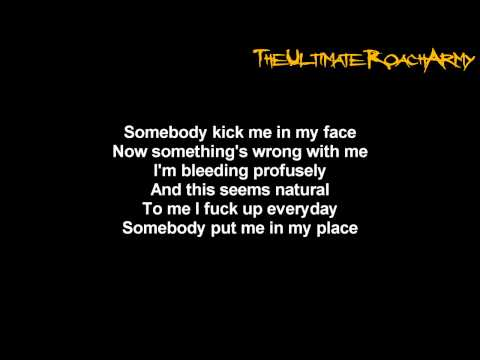 Papa Roach - Never Enough {Lyrics on screen} HD