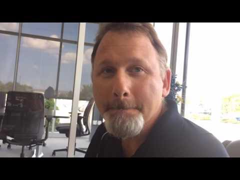 Hamilton football coach Chris Myers discusses return
