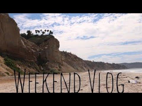 San Diego Beach Vlog
