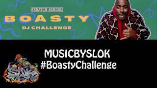 Boasty Skratch Challenge