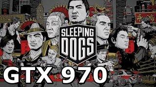 Sleeping Dogs - Ultra Settings | GTX 970 Performance Test