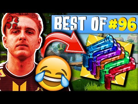 TEEQZY RAGE 🤣 LE PLUS BEAU TIR DE SACKZI ► BEST OF FORTNITE FRANCE #96