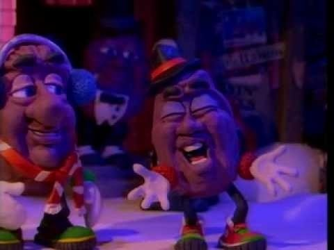 1987 Claymations Christmas Celebration (with California Raisins ...