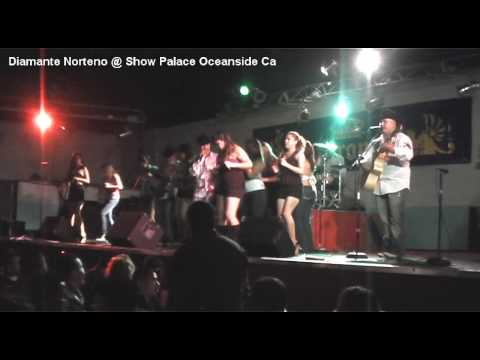 Diamante Norteño @ Show Palace in Oceanside w/ Latina Girls dancing pt.3