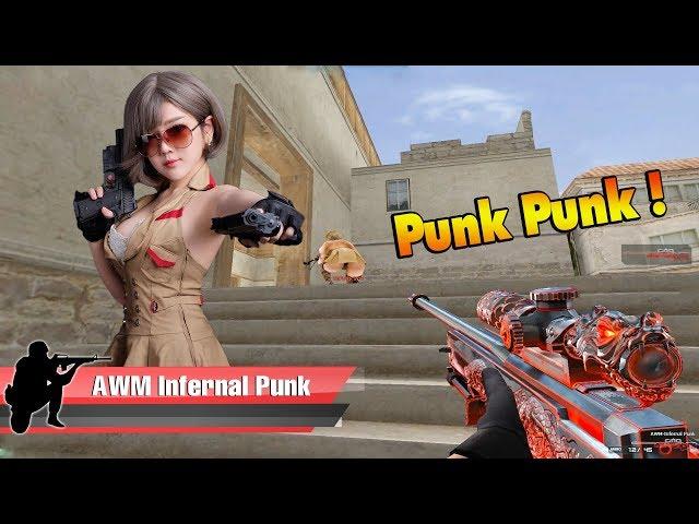 [ Bình luận CF ] AWM Infernal Punk - Quang Brave