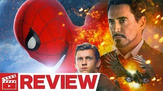 Spider-Man: Homecoming Review (2017)